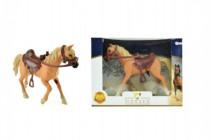 Kůň plast 17cm
