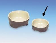 Miska keramická Dog šedá Nobby 11,5 x 4,5 cm