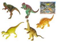 Dinosauři 11-13,5 cm 5 ks