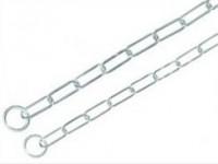 Obojek řetěz stahovací chrom Nobby 0,35 x 65 cm