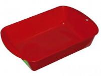 miska obalovací 26x18x6cm plastová (malá) - mix barev