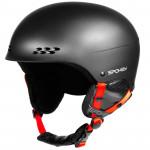 Spokey ROBSON lyžařská přilba černá, vel. L/XL