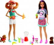 Barbie vaření a pečení sestřičky - mix variant či barev