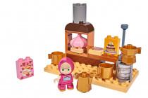 PlayBig BLOXX Máša a medvěd Mášina kuchyň
