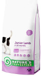 Nature's Protection Dog Dry Junior Lamb 2 kg