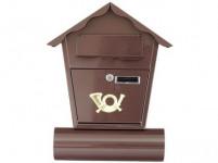 schránka poštovní 375x475x105mm HN