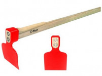 Motyka úzká, okopávačka, kovaná, 75mm 120cm
