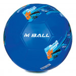 Spokey MBALL fotbalový míč modrý vel. 5