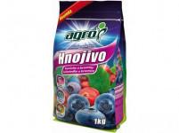 Hnojivo AGRO organo-minerální na borůvky a brusinky 1kg
