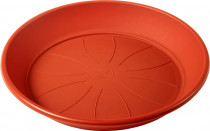 Plastia miska Azalea - terakota 18 cm