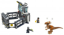 LEGO Jurassic 75927 Útěk Stygimolocha