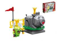 EDUKIE stavebnice Angry Birds beranidlo prasátko 67 ks + 1 figurka