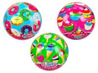 Míč 23 cm sladkosti - mix variant či barev