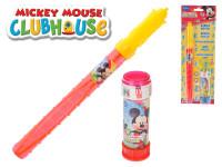 Mickey Mouse ClubHouse bublifuk trubice 27,5 cm 60 ml - mix variant či barev