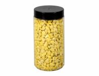 Drť BRILIANT dekorační žlutá 5-8mm 600g