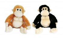 Plyšová Opice sedící 36 cm