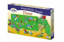 Magnetické puzzle Dinosauři