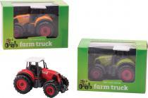 Traktor kovový model