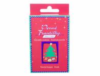 Františky s vůní perníku a vánočního bouquetu 20ks