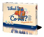 Ukaž!, co víš? společenská magnetická hra 10+