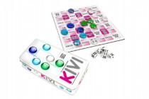 Kivi taktická společenská hra v plechové krabičce 11x18cm 8+ STRAGOO - VÝPRODEJ