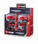 Bburago 1:43 Ferrari Race & Play - mix variant či barev