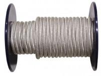 lano PA s duší 10mm BÍ pletené (100m)
