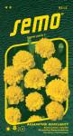 Semo Aksamitník rozkladitý - Petit žlutý 1g - VÝPRODEJ