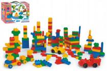 Kostky stavebnice Mini Blocks plast Wader