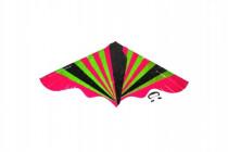 Drak létající plast 120x61cm - mix variant či barev