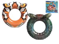 Kruh nafukovací zvířátko 91 cm - mix variant či barev