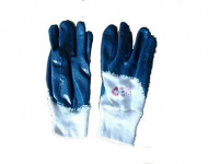 """rukavice HARRIER 9"""" bavlna/nitril"""