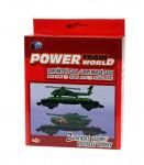 Power train World - Vojenské vagóny