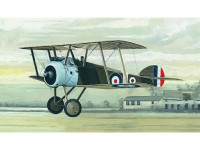 Model Sopwith Camel 12,7x18cm