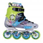 Spokey GUTSY Slalomové kolečkové brusle č. 39