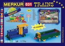 M031 Železniční modely