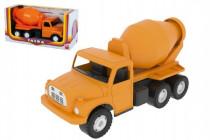 Auto Tatra 148 plast 30cm domíchávač oranžová