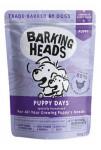 BARKING HEADS Puppy Days NEW 300g