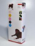 Obin. elastické Fun-Flex Kruuse - mix barev 10ks 5cm