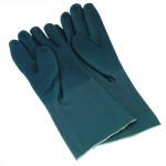 rukavice PETREL tkanina máčená v PVC