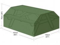 plachta krycí na pivní (zahradní) set 157x145x76cm, PE 90g/m2