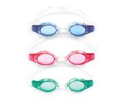 Plavecké brýle polykarbonátová skla - mix barev