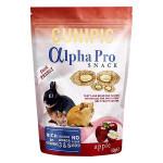 Cunipic Alpha Pro Snack Apple - jablko 50 g - VÝPRODEJ