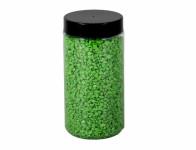 Drť STANDARD dekorační světle zelená 2-3mm 600g