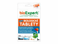Tablety šumivé BIOEXPERT do septiku 4ks