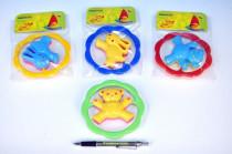 Medvěd,zajíc v kruhu - mix variant či barev