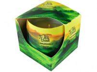 svíčka vonná sklo TEA BREAK 100g (hoří 20 hod)