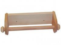 držák na kuch. utěrky 27x11x8cm dřev., závěsný