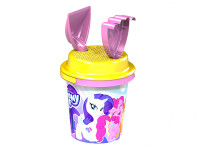 Sada na písek My Little Pony 14 cm 4 ks