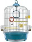 Klec pták s výbavou, mix barev Regina Ferplast prům. 32,5 x 49 cm - VÝPRODEJ
